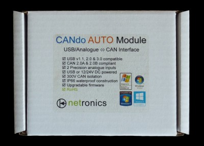CANdo AUTO Packaging